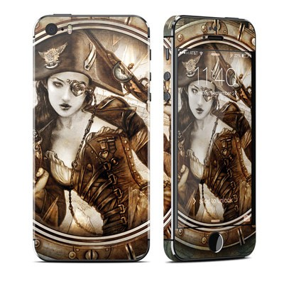 Apple iPhone 5S Skin - Corvus Corsair