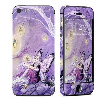 Apple iPhone 5S Skin - Chasing Butterflies