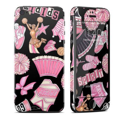 Apple iPhone 5S Skin - Cheerleader