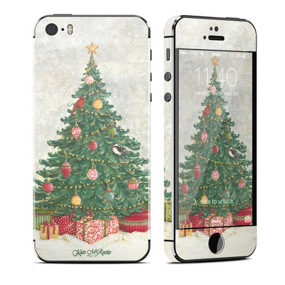 Apple iPhone 5S Skin - Christmas Wonderland