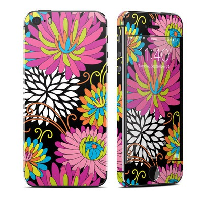 Apple iPhone 5S Skin - Chrysanthemum