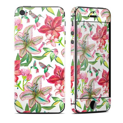 Apple iPhone 5S Skin - Colibri