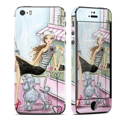 Apple iPhone 5S Skin - Cafe Paris