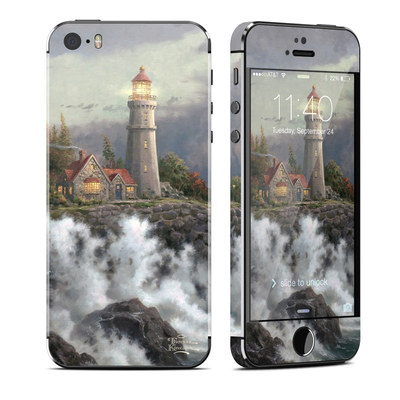 Apple iPhone 5S Skin - Conquering Storms