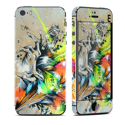 Apple iPhone 5S Skin - Dance
