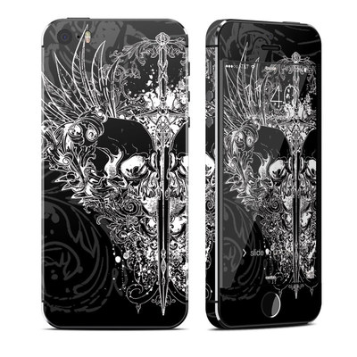 Apple iPhone 5S Skin - Darkside