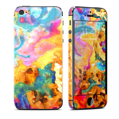 Apple iPhone 5S Skin - Dawn Dance