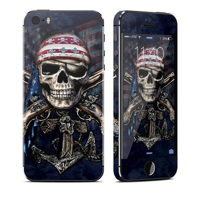 Apple iPhone 5S Skin - Dead Anchor