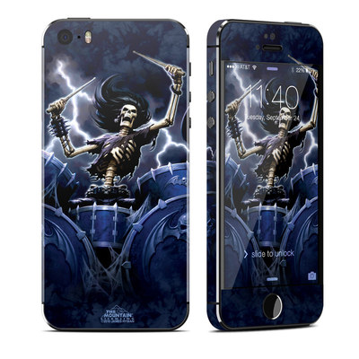 Apple iPhone 5S Skin - Death Drummer