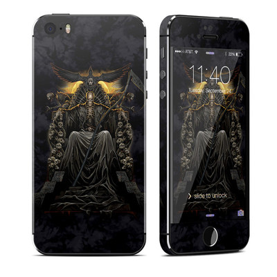 Apple iPhone 5S Skin - Death Throne