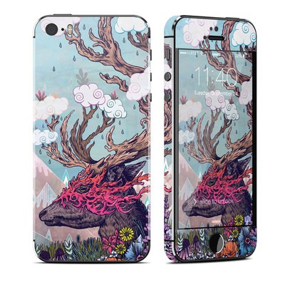 Apple iPhone 5S Skin - Deer Spirit