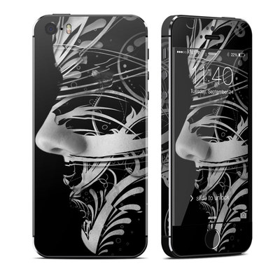 Apple iPhone 5S Skin - Displacement