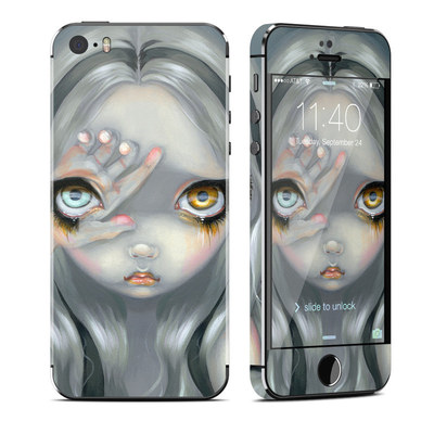 Apple iPhone 5S Skin - Divine Hand