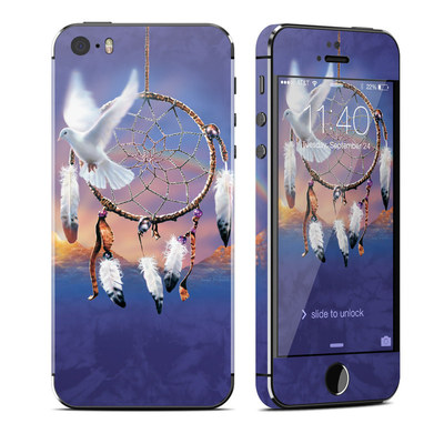 Apple iPhone 5S Skin - Dove Dreamer