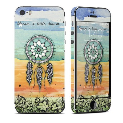 Apple iPhone 5S Skin - Dream A Little