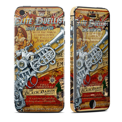Apple iPhone 5S Skin - The Duelist