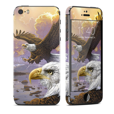Apple iPhone 5S Skin - Eagle