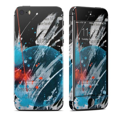 Apple iPhone 5S Skin - Element-Ocean