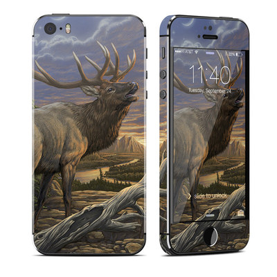 Apple iPhone 5S Skin - Elk