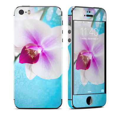 Apple iPhone 5S Skin - Eva's Flower