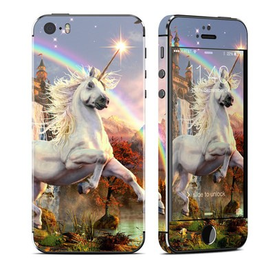Apple iPhone 5S Skin - Evening Star
