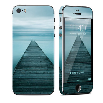 Apple iPhone 5S Skin - Evening Stillness