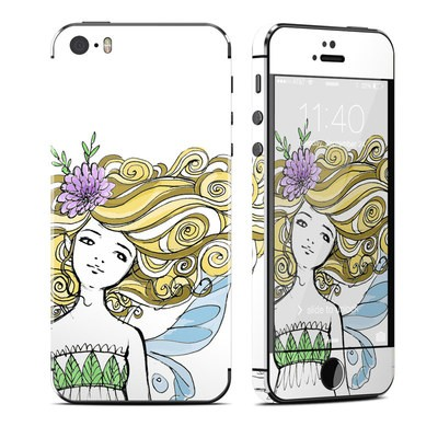 Apple iPhone 5S Skin - Fairy Breeze