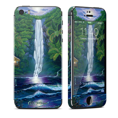 Apple iPhone 5S Skin - In The Falls Of Light