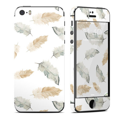 Apple iPhone 5S Skin - Feathers