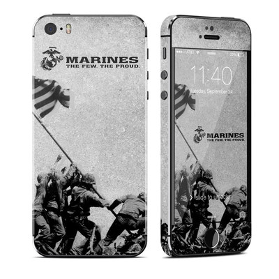 Apple iPhone 5S Skin - Flag Raise