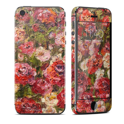 Apple iPhone 5S Skin - Fleurs Sauvages