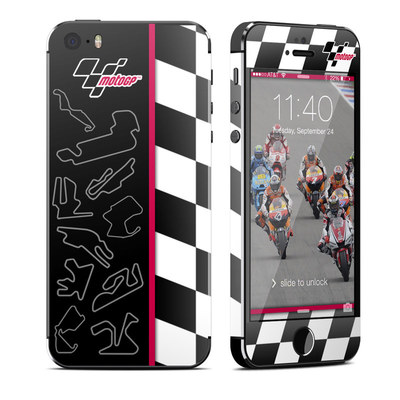 Apple iPhone 5S Skin - Finish Line Group