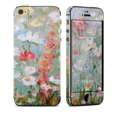 Apple iPhone 5S Skin - Flower Blooms