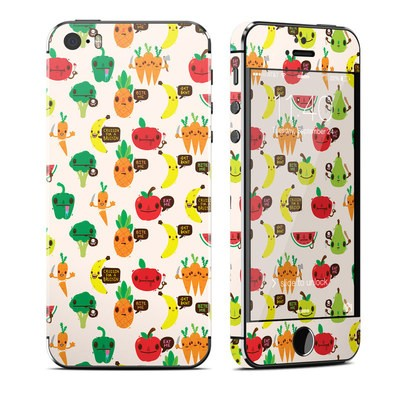 Apple iPhone 5S Skin - Fooditude