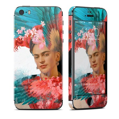 Apple iPhone 5S Skin - Frida