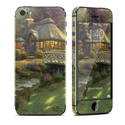 Apple iPhone 5S Skin - Friendship Cottage