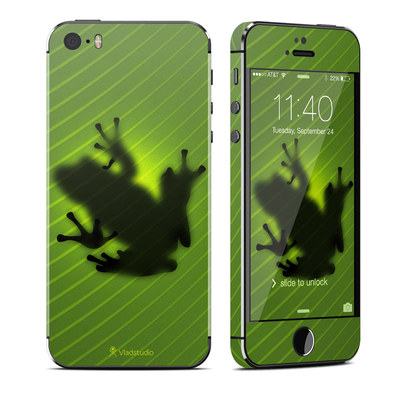 Apple iPhone 5S Skin - Frog