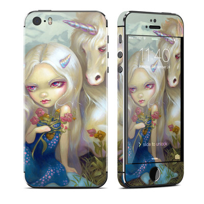 Apple iPhone 5S Skin - Fiona Unicorn