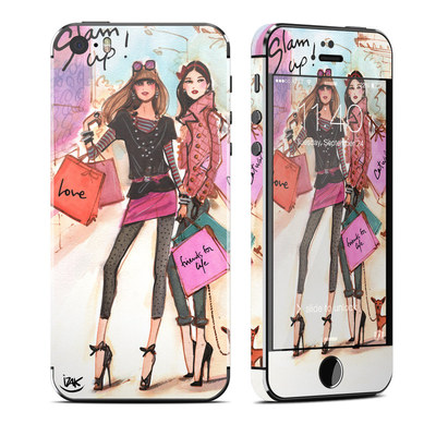 Apple iPhone 5S Skin - Gallaria