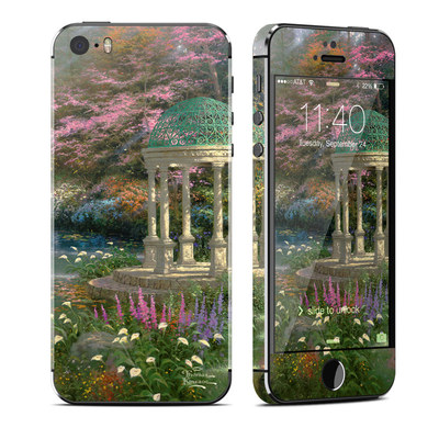 Apple iPhone 5S Skin - Garden Of Prayer