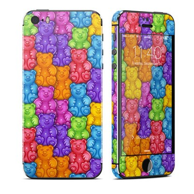 Apple iPhone 5S Skin - Gelly Bears