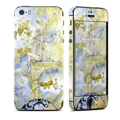 Apple iPhone 5S Skin - Gemini