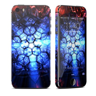 Apple iPhone 5S Skin - Geomancy