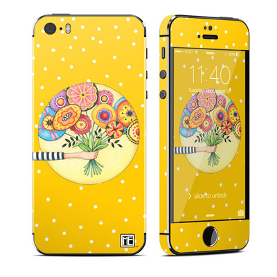 Apple iPhone 5S Skin - Giving