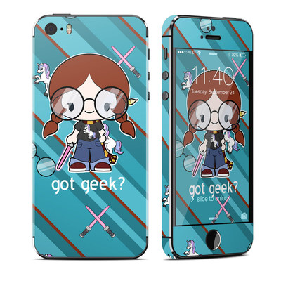 Apple iPhone 5S Skin - Got Geek