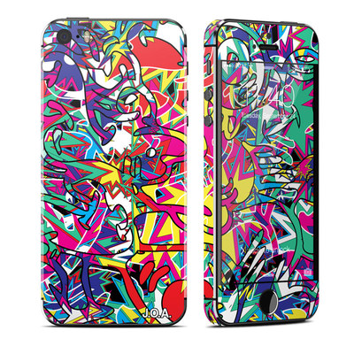 Apple iPhone 5S Skin - Graf