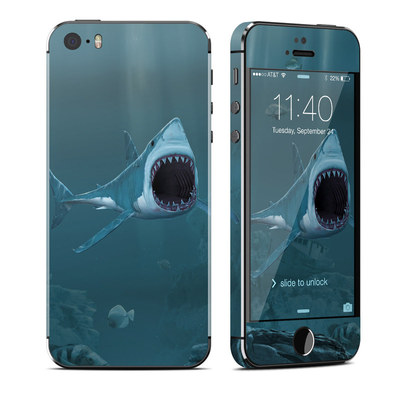 Apple iPhone 5S Skin - Great White
