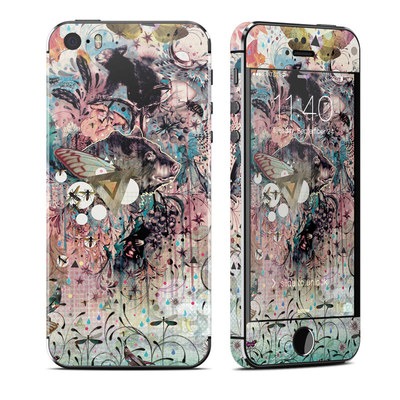 Apple iPhone 5S Skin - The Great Forage