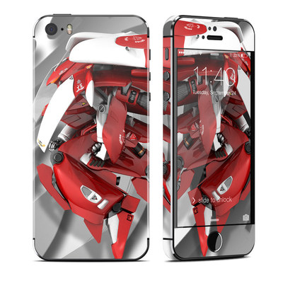 Apple iPhone 5S Skin - Gundam Light