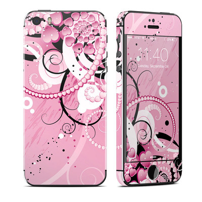 Apple iPhone 5S Skin - Her Abstraction